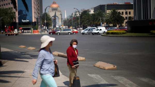 contaminacion en mexico